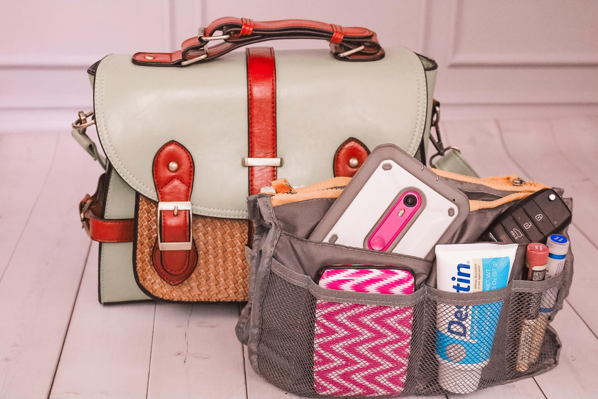 What You Really Need In Your Diaper Bag