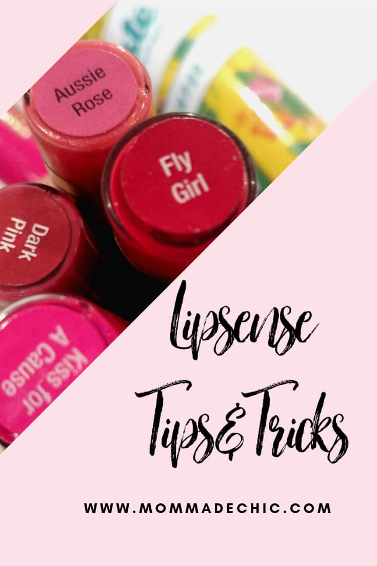 Lipsense Tips and Tricks