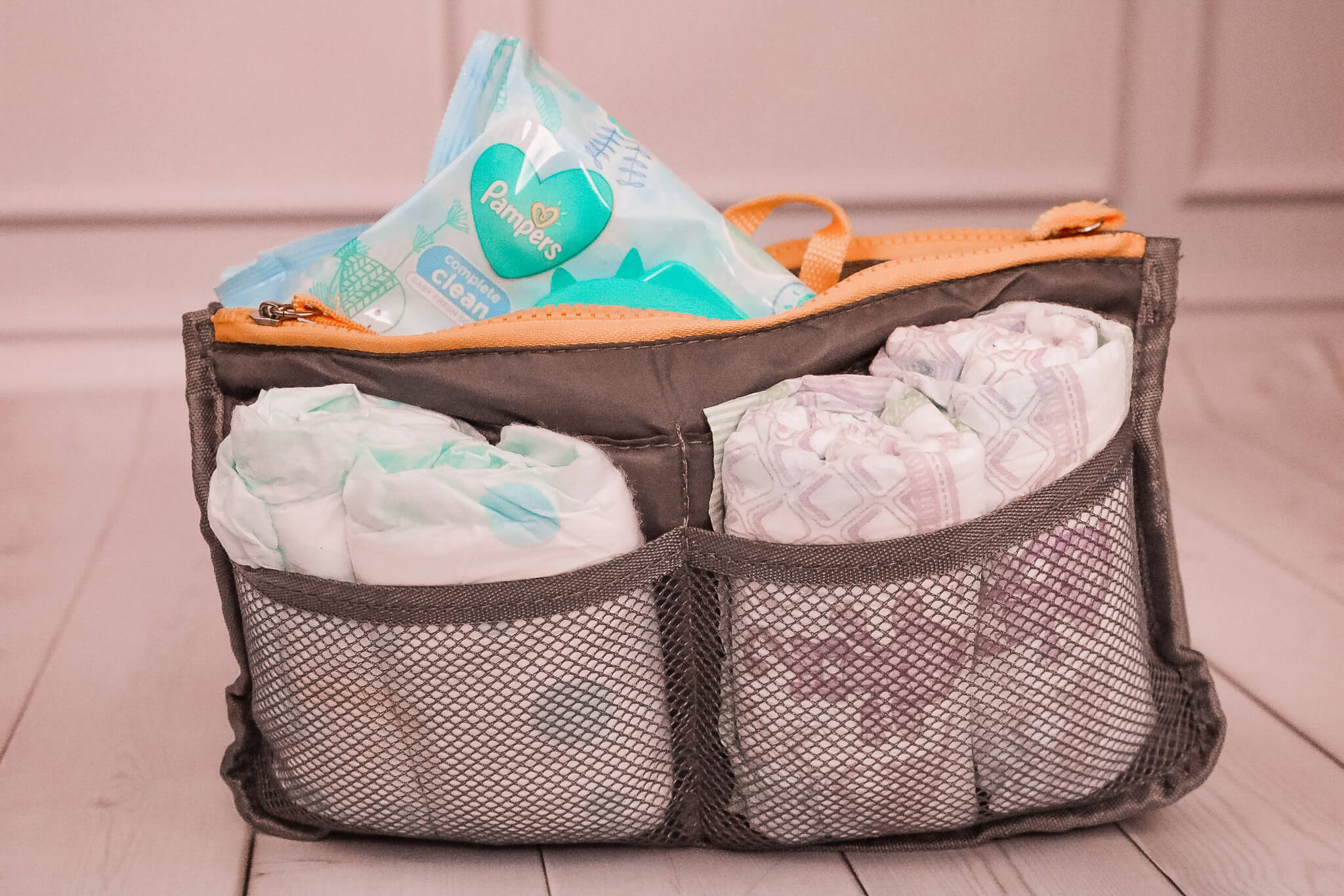 What to keep in a diaper bag