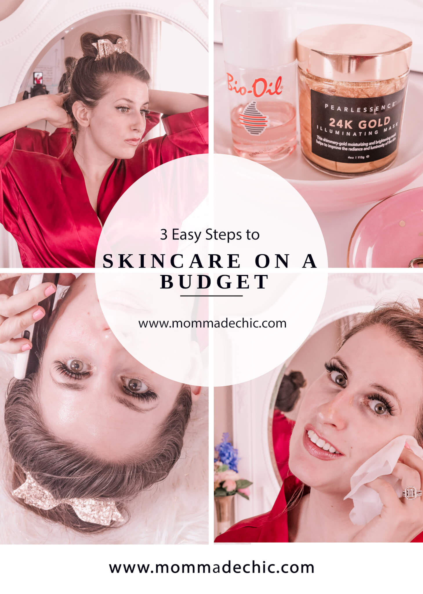 3 Easy Steps to Skincare on a Budget