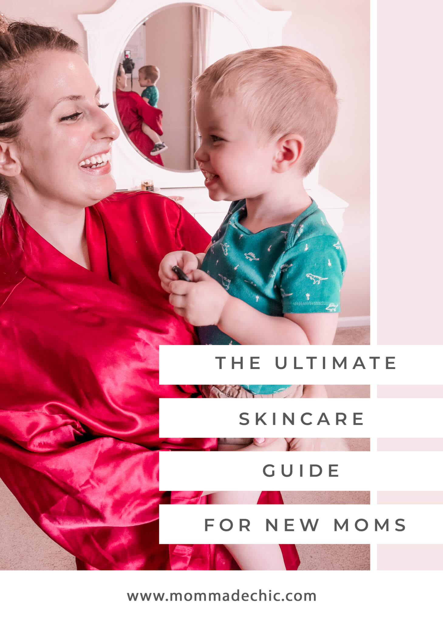 Skincare Tips for New Moms
