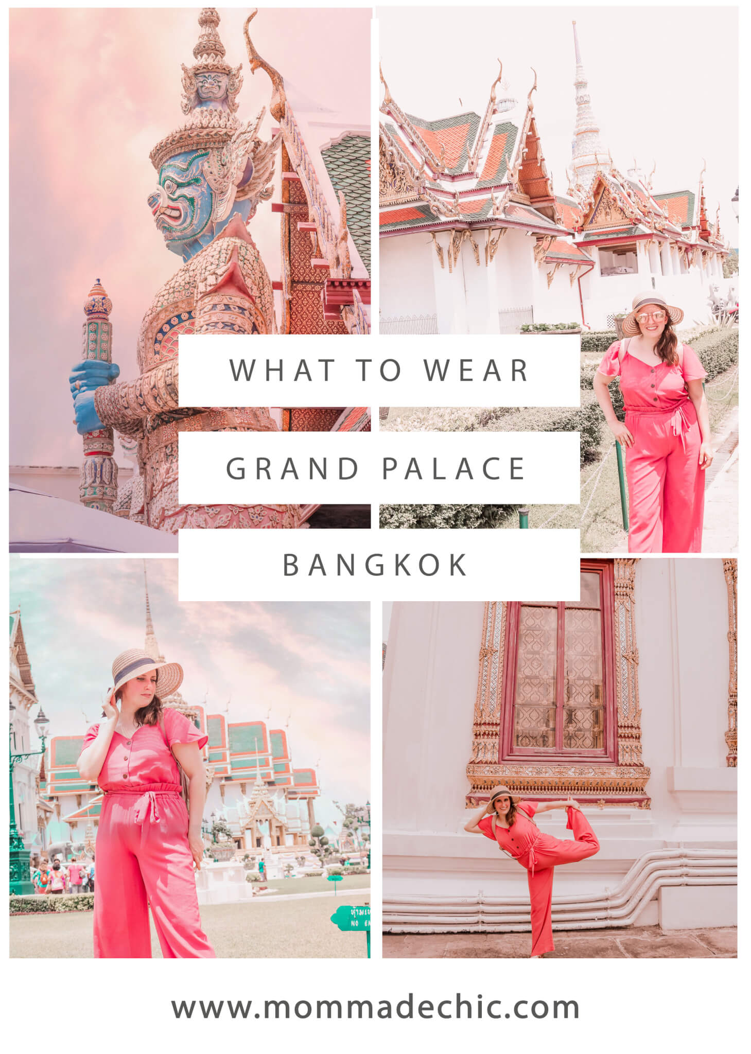 What to Wear in Bangkok Thailand