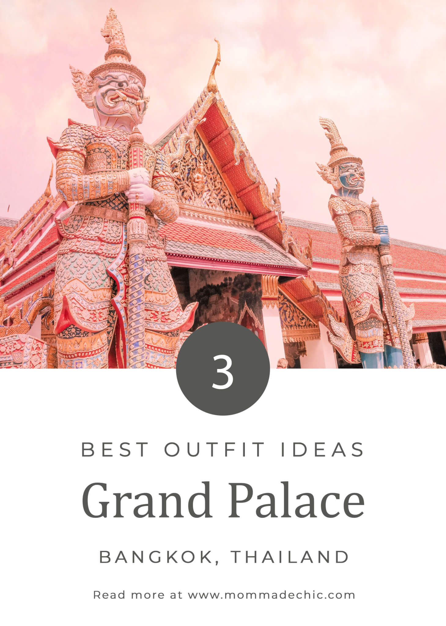What to Wear to Thai Temples