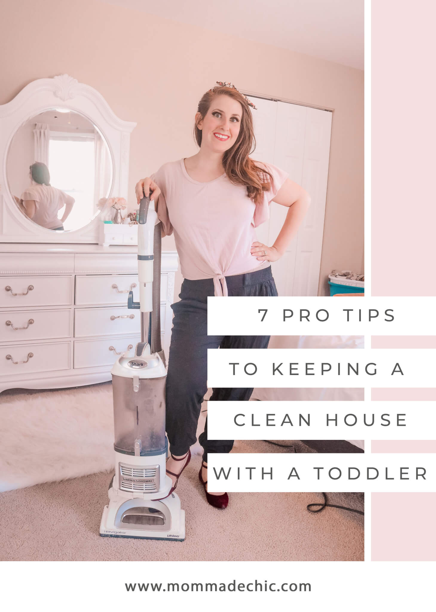 How To Have A Clean House When You Have Kids