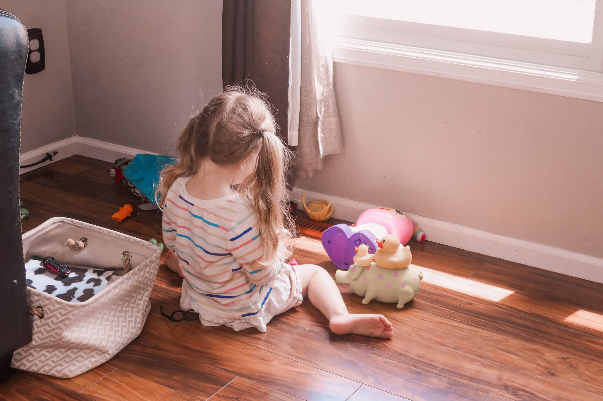 How To Keep The House Clean With A Toddler