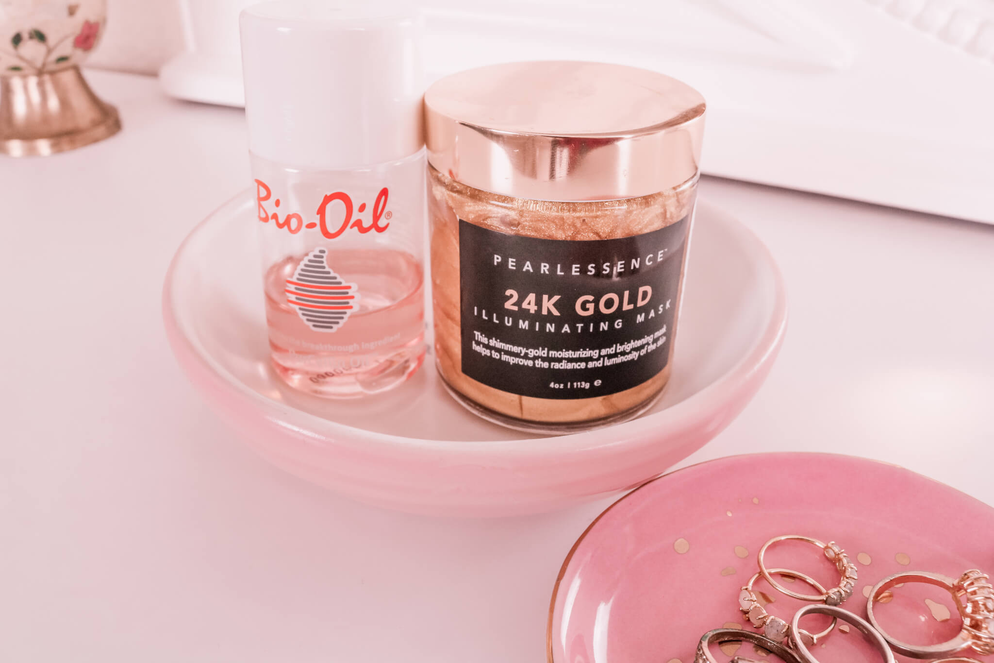 Pearlessence 24K Gold Illuminating Mask