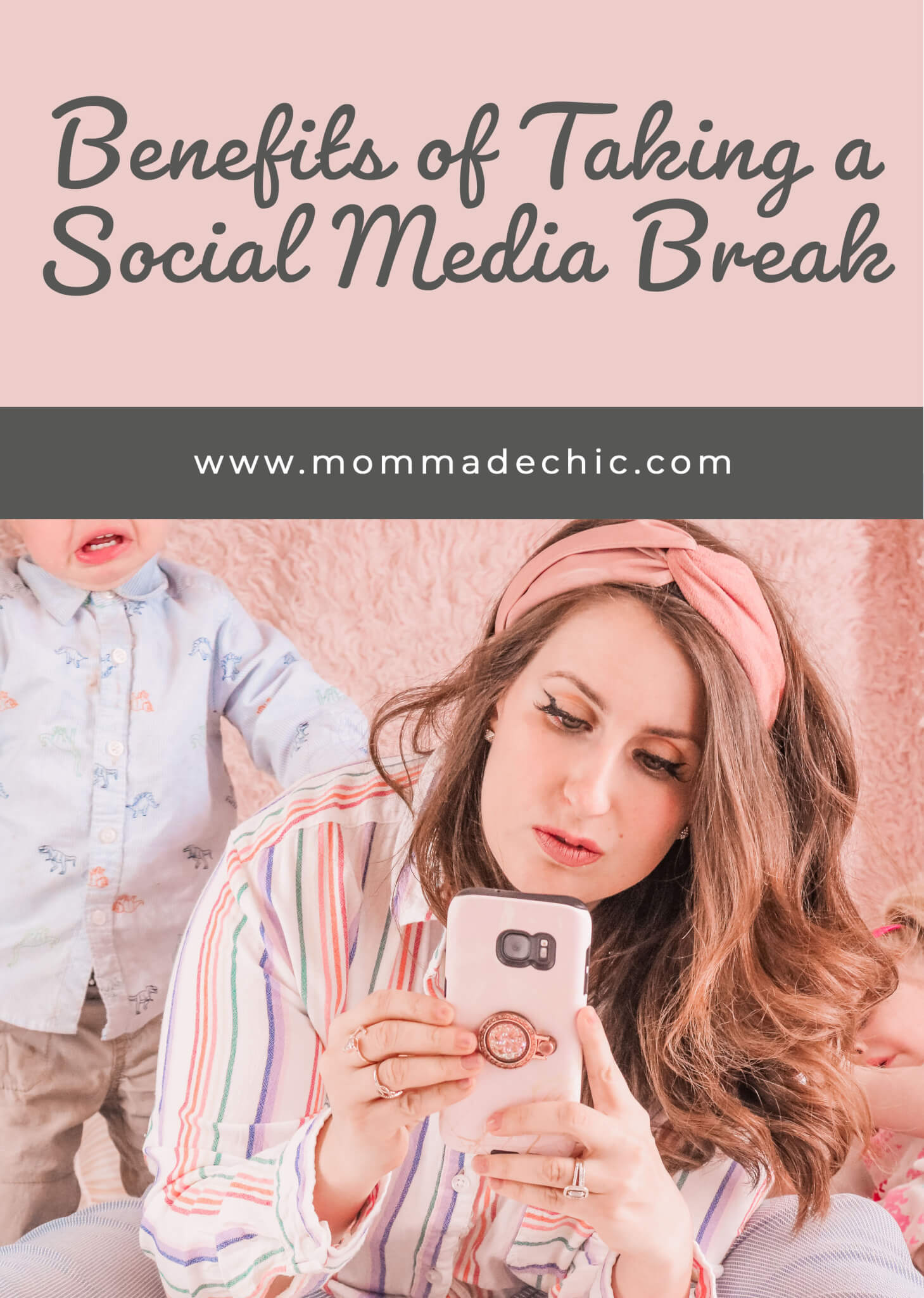 The Benefits of Taking a Social Media Break