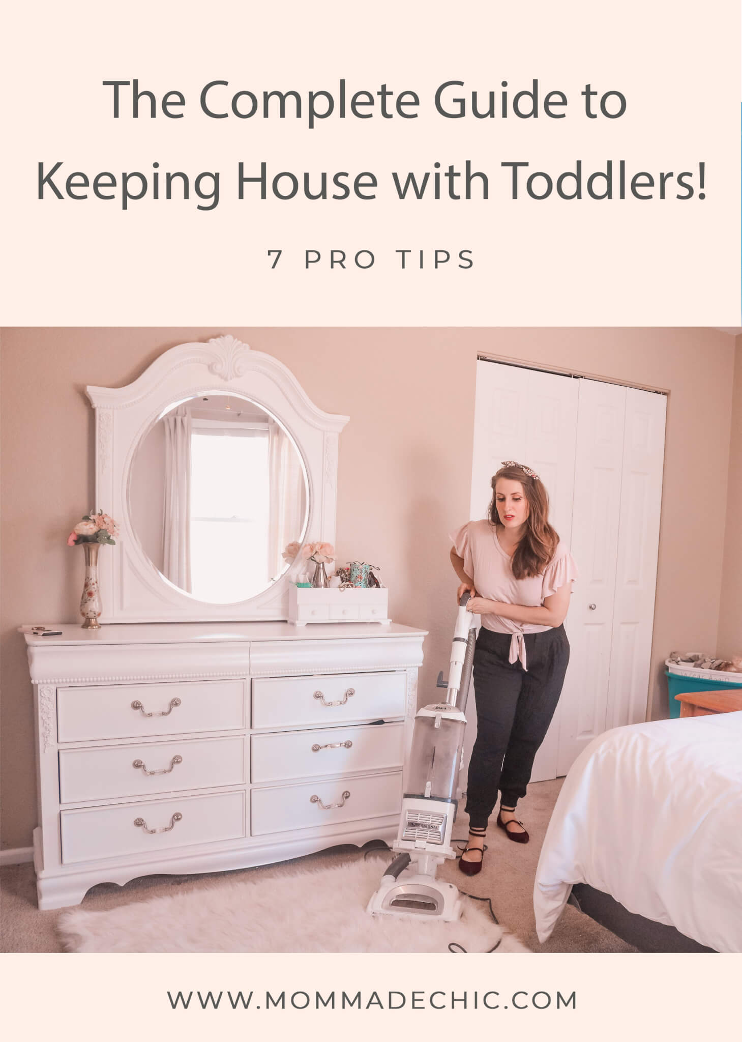 Toddler Cleaning Guide
