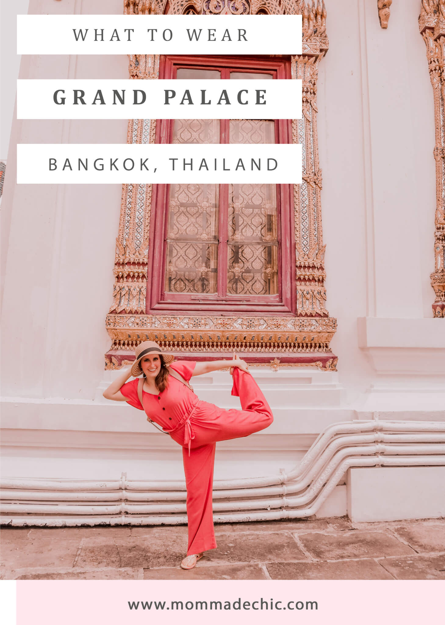 Outfit Ideas Grand Palace Bangkok Thailand