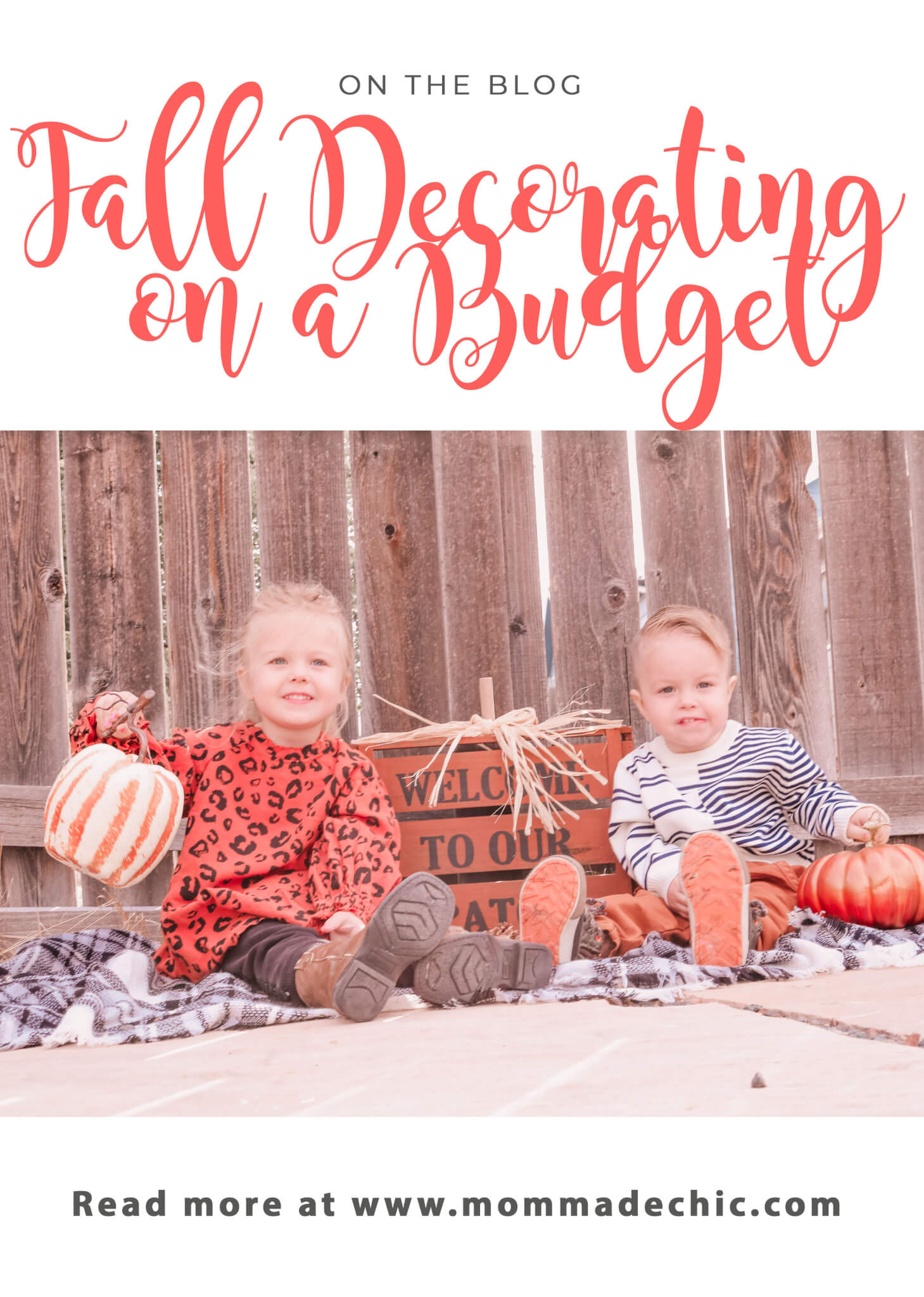 Decorating for Fall When You Have a Small Budget