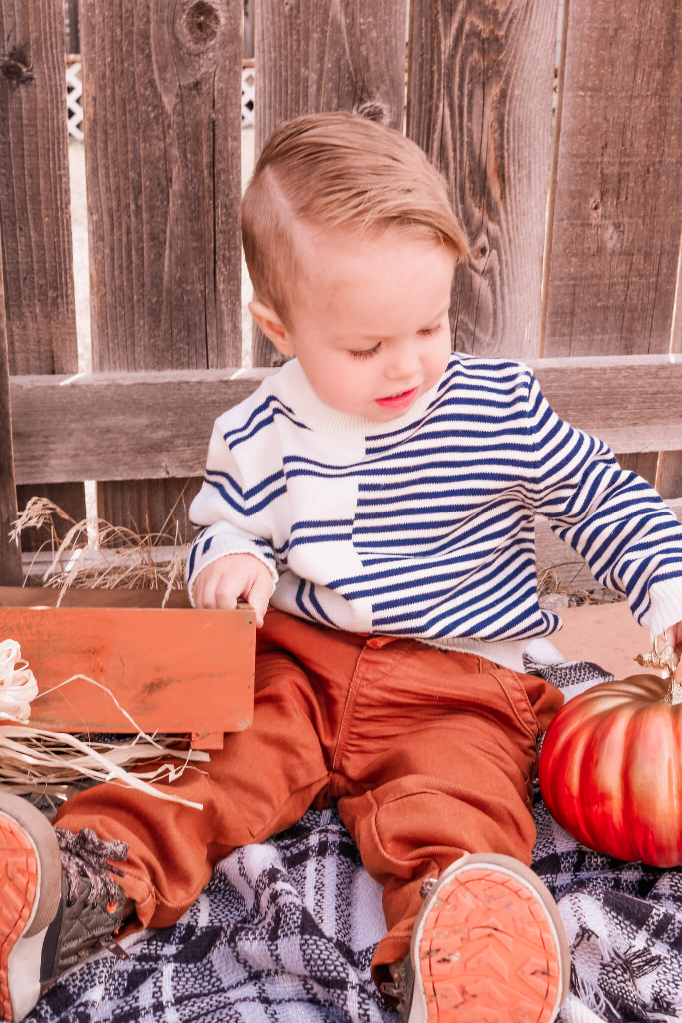 Fall Photoshoot Ideas for Toddlers
