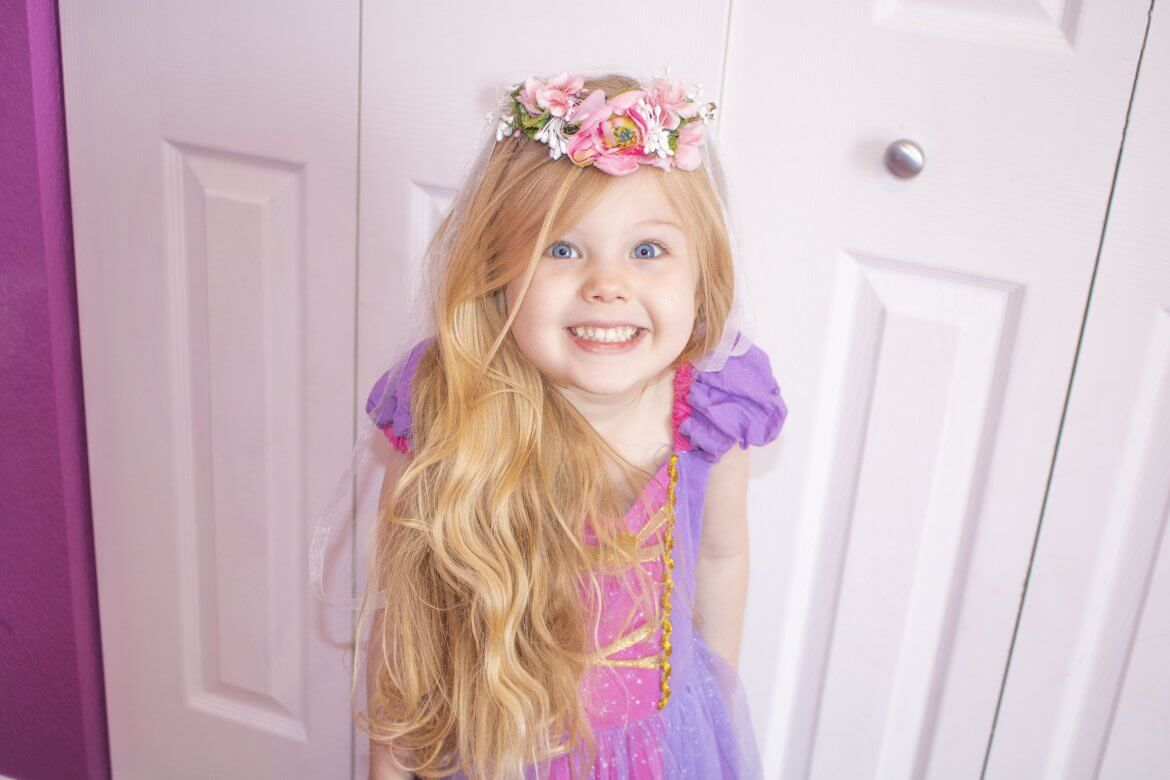 Rapunzel Toddler Princess Dressup