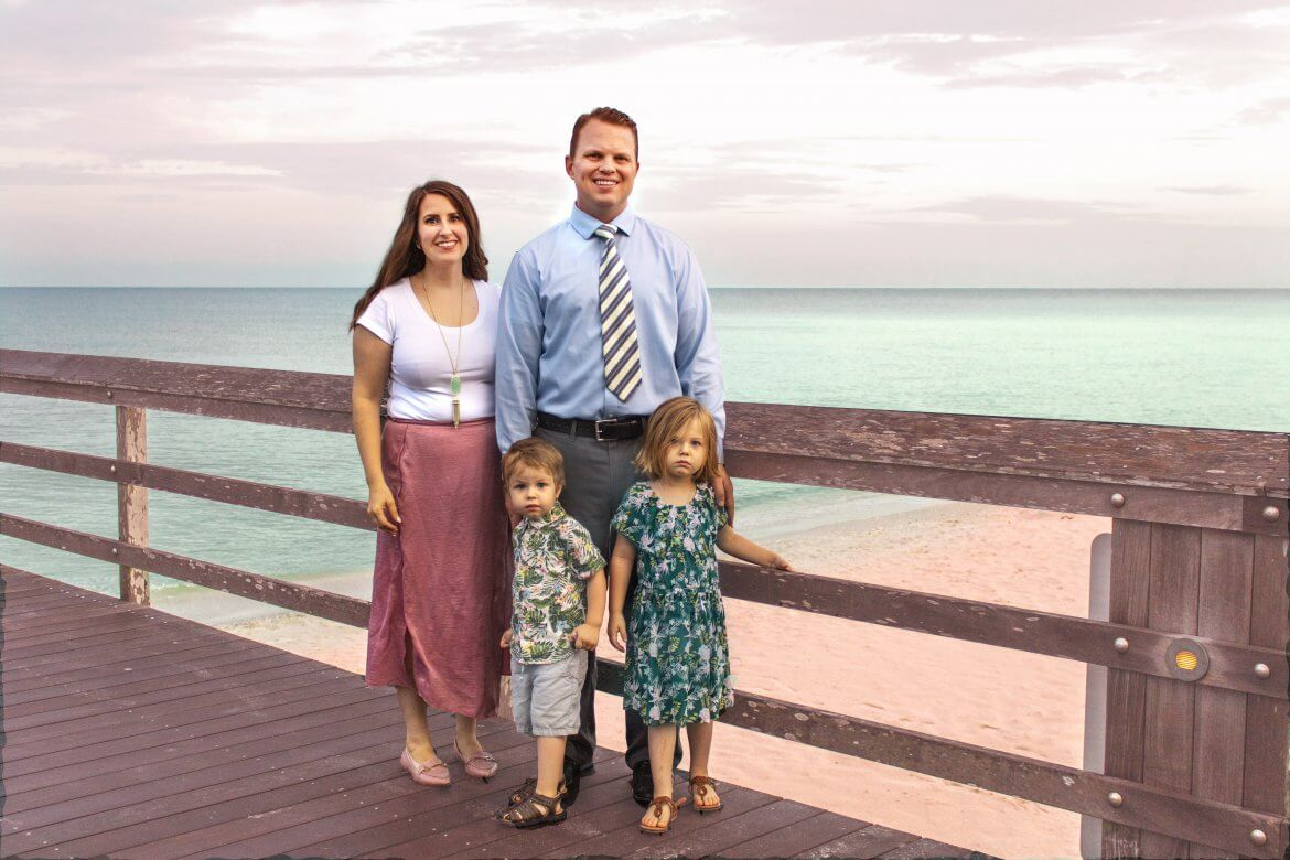 Families in Naples Florida